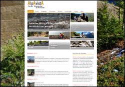 Page d'accueil de la version 5